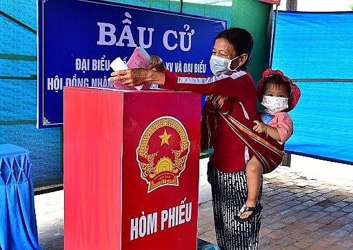 Danh sách 6 người trúng cử đại biểu Quốc hội tại Kon Tum