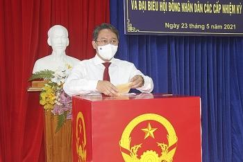 Danh sách 7 người trúng cử đại biểu Quốc hội tại Khánh Hòa