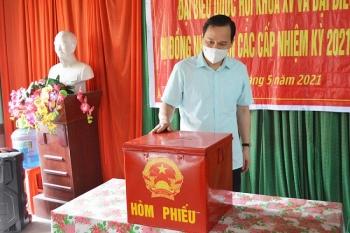 Danh sách 6 người trúng cử đại biểu Quốc hội tại Lạng Sơn