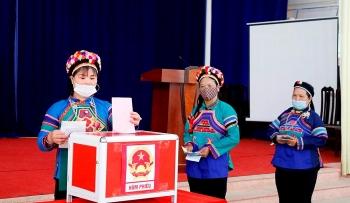 Danh sách 6 người trúng cử đại biểu Quốc hội tại Lào Cai