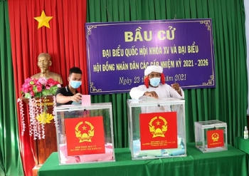 Danh sách 6 người trúng cử đại biểu Quốc hội tại Ninh Thuận