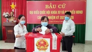 Danh sách 7 người trúng cử đại biểu Quốc hội tại Phú Thọ