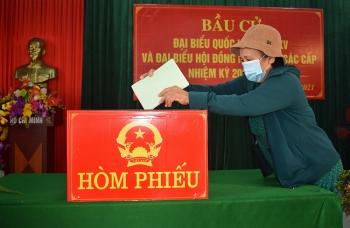 Danh sách 6 người trúng cử đại biểu Quốc hội tại Quảng Bình