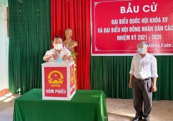 Danh sách 6 người trúng cử đại biểu Quốc hội tại Quảng Trị