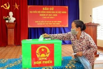 Danh sách 9 người trúng cử đại biểu Quốc hội tại Thái Bình