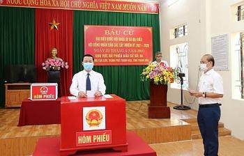 Danh sách 14 người trúng cử đại biểu Quốc hội tại Thanh Hóa
