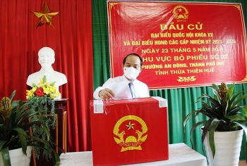 Danh sách 7 người trúng cử đại biểu Quốc hội tại Thừa Thiên - Huế