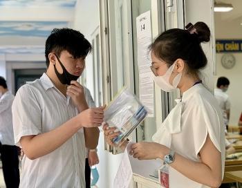 Hơn 93 nghìn thí sinh ở Hà Nội bắt đầu kỳ thi vào lớp 10
