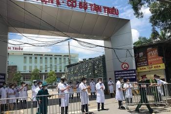 Bệnh viện K Tân Triều khám chữa bệnh trở lại