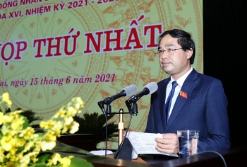 Lào Cai có tân Chủ tịch HĐND