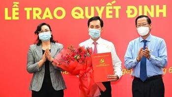 TP.HCM, Thanh Hóa, Bạc Liêu kiện toàn nhân sự, bổ nhiệm lãnh đạo mới
