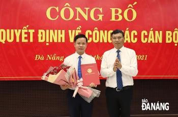Bổ nhiệm nhân sự, lãnh đạo mới tại Đà Nẵng và Hậu Giang