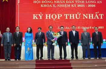 Ông Nguyễn Văn Út tái đắc cử Chủ tịch UBND tỉnh Long An