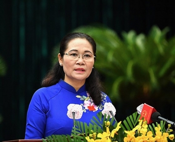 Bà Nguyễn Thị Lệ tái đắc cử Chủ tịch HĐND TP.HCM