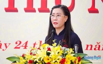 Quảng Ngãi kiện toàn nhân sự lãnh đạo chủ chốt HĐND, UBND tỉnh
