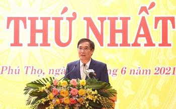 Ông Bùi Minh Châu đắc cử Chủ tịch HĐND tỉnh Phú Thọ