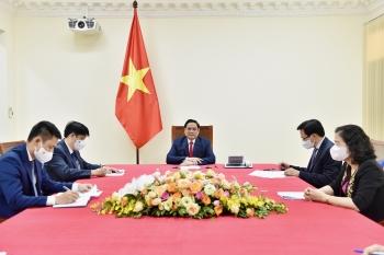 Thủ tướng đề nghị WHO hỗ trợ VN trở thành một trung tâm sản xuất vaccine khu vực Tây Thái Bình Dương
