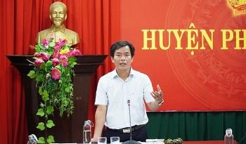 Ông Nguyễn Văn Phương được bầu giữ chức Phó Bí thư Tỉnh ủy Thừa Thiên - Huế