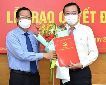 TP.HCM, Đồng Tháp, Lạng Sơn bổ nhiệm hàng loạt nhân sự, lãnh đạo mới