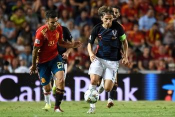 Link xem trực tiếp Croatia vs Tây Ban Nha: Xem online, nhận định tỷ số, thành tích đối đầu
