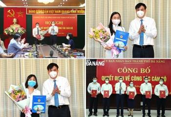 Tin bổ nhiệm nhân sự, lãnh đạo mới Hà Nội, TP.HCM, Đà Nẵng