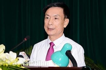 Ông Phạm Đình Nghị tái đắc cử Chủ tịch UBND tỉnh Nam Định