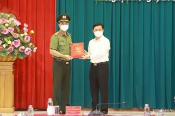 Ban Bí thư chỉ định nhân sự mới tại Nghệ An