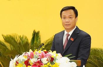Ông Triệu Thế Hùng được bầu làm Chủ tịch UBND tỉnh Hải Dương