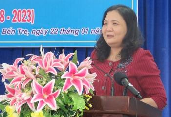 Bến Tre có nữ Chủ tịch HĐND tỉnh đầu tiên