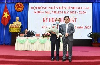 Ông Hồ Văn Niên vừa được bầu giữ chức Chủ tịch HĐND tỉnh Gia Lai