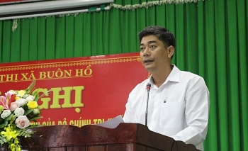 Ông Y Vinh Tơr trúng cử Chủ tịch HĐND tỉnh Đắk Lắk