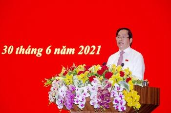 Ông Phạm Viết Thanh được bầu làm Chủ tịch HĐND tỉnh Bà Rịa - Vũng Tàu