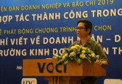 """Chủ tịch VCCI: Báo chí như """"người tình"""" của doanh nghiệp"""