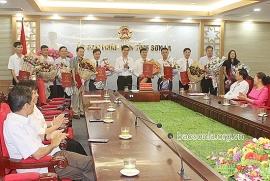 Bổ nhiệm nhân sự, lãnh đạo mới các tỉnh Sơn La, Điện Biên