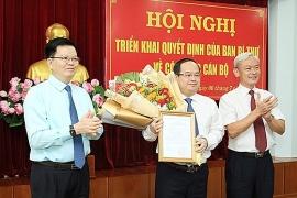 Chân dung ông Quản Minh Cường - tân Phó Bí thư Tỉnh uỷ Đồng Nai
