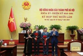 Hà Nội, TP.HCM kiện toàn nhân sự, bổ nhiệm lãnh đạo mới