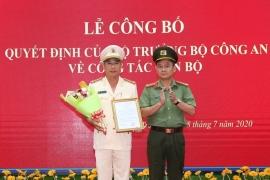 Thượng tá Huỳnh Hoài Hận giữ chức Phó Giám đốc Công an tỉnh Sóc Trăng