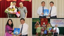 Bổ nhiệm lãnh đạo mới tại TP.HCM, Đắk Nông và Thừa Thiên - Huế