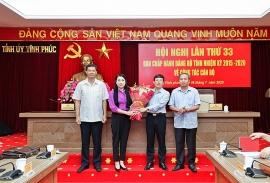 Thủ tướng phê chuẩn nhân sự, lãnh đạo mới Vĩnh Phúc, Kon Tum, Sơn La