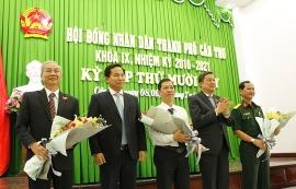 Bổ nhiệm nhân sự, lãnh đạo mới tại Cần Thơ, Quảng Trị, Trà Vinh