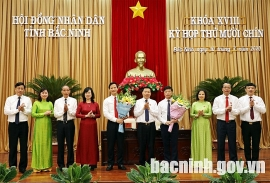 Bắc Ninh bầu bổ sung 2 tân Phó Chủ tịch UBND tỉnh