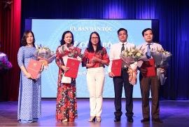 Bảo hiểm xã hội Việt Nam, Uỷ ban Dân tộc bổ nhiệm lãnh đạo mới