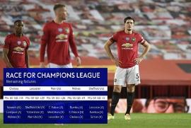 Bị Southampton cầm hoà, MU còn bao nhiêu cơ hội dự Champions League mùa tới?