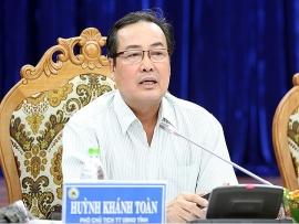 Quảng Nam: Phó Chủ tịch tỉnh Huỳnh Khánh Toàn xin nghỉ hưu sớm 21 tháng