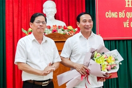 Bổ nhiệm lãnh đạo mới tại Bến Tre, Bà Rịa - Vũng Tàu, Khánh Hoà