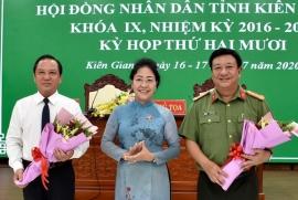 Chân dung ông Nguyễn Đức Chín - tân Phó Chủ tịch tỉnh Kiên Giang