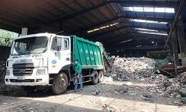 Bốn quận nội thành Hà Nội đã hết rác tồn đọng