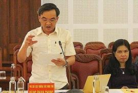 Phó Chủ tịch HĐND tỉnh Gia Lai Đặng Phan Chung bị kỷ luật cảnh cáo