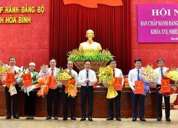 TP.HCM, Hải Dương, Hoà Bình kiện toàn nhân sự, bổ nhiệm lãnh đạo mới