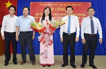 Tin bổ nhiệm lãnh đạo mới An Giang, Bạc Liêu, Bà Rịa - Vũng Tàu